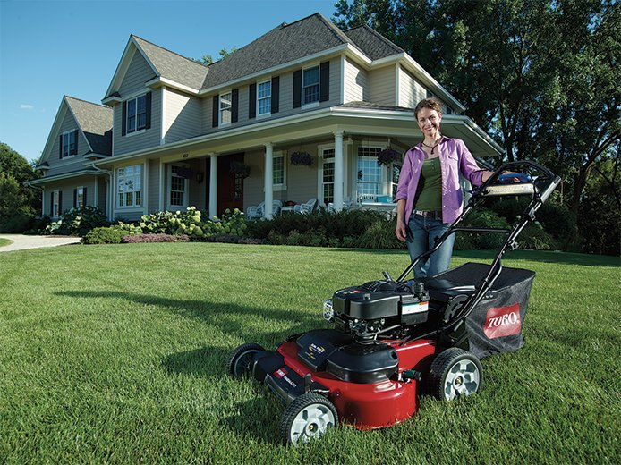 That Give Them Confidence To Take On Their Landscape Maintenance Year Round Thats Why Abita Lumber Carries A Deep Inventory Of Toro Walk Behind Mowers